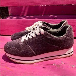 Zara perfect basic athletic shoe 38